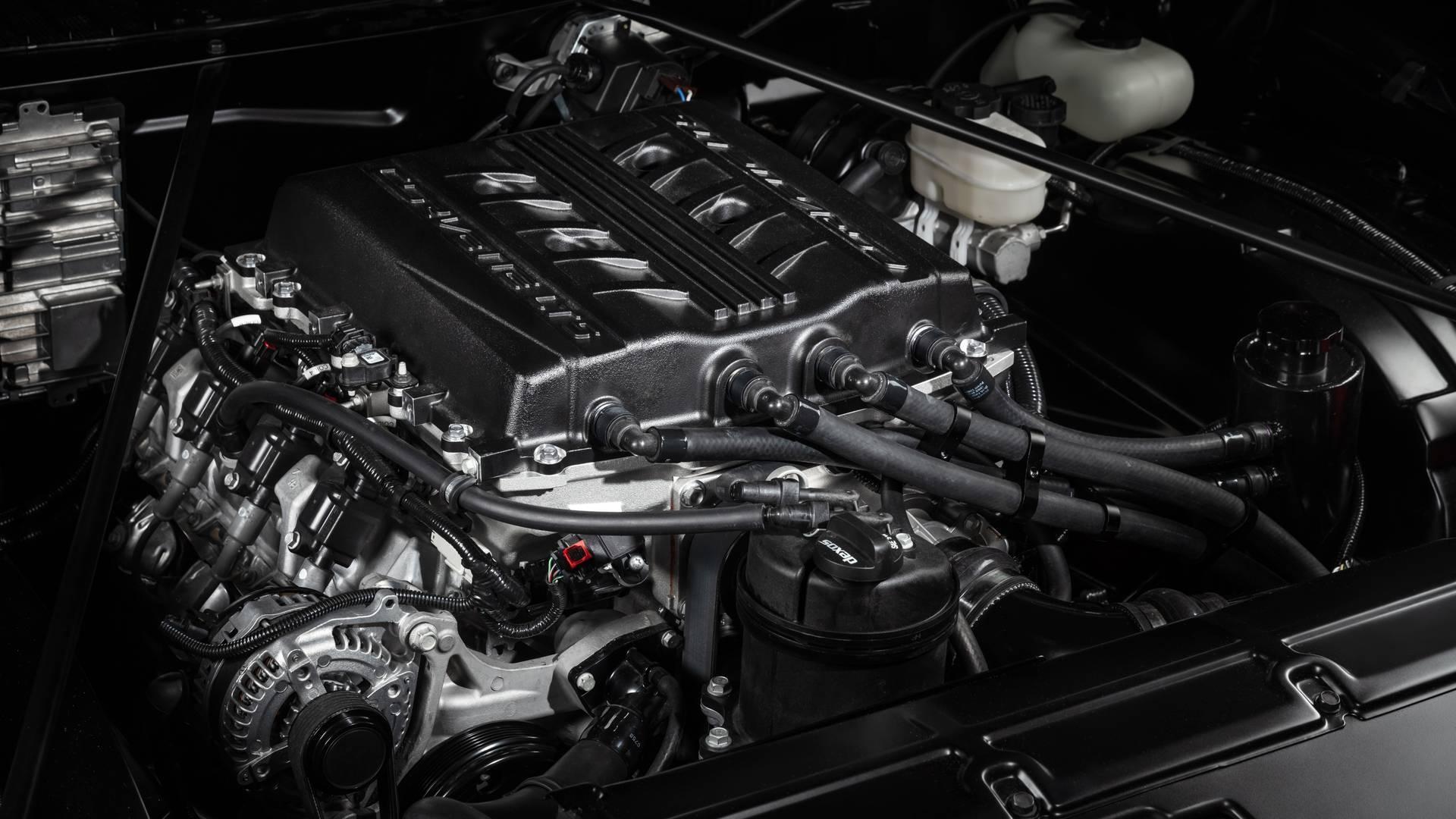Chevrolet Chevelle Laguna met Corvette ZR1 V8 voor SEMA 2018