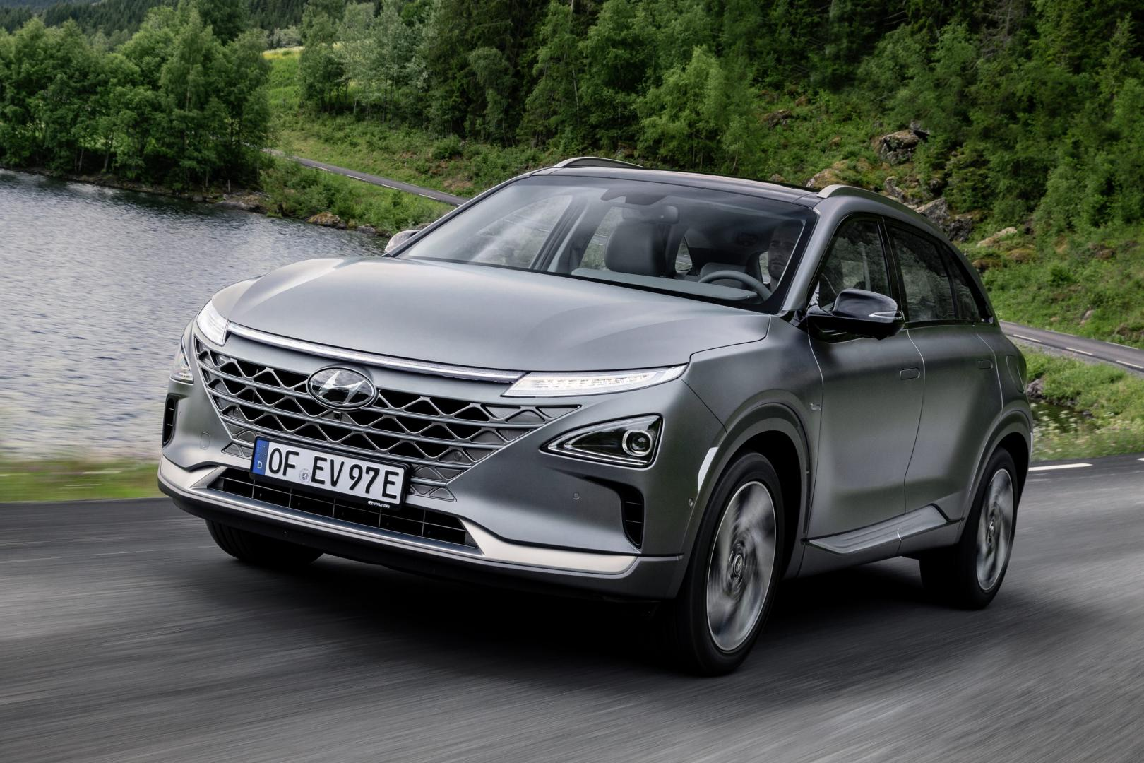 Hyundai Nexo Plus Pack