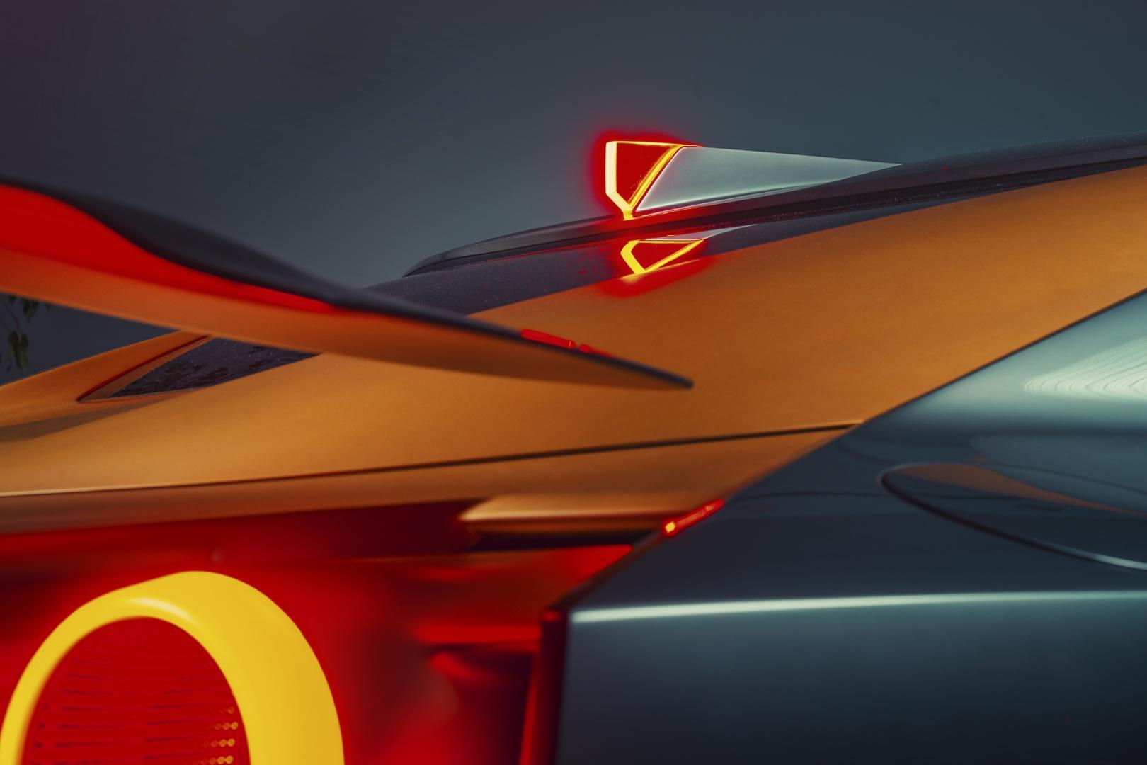 Italdesign Nissan GT-R50 detail