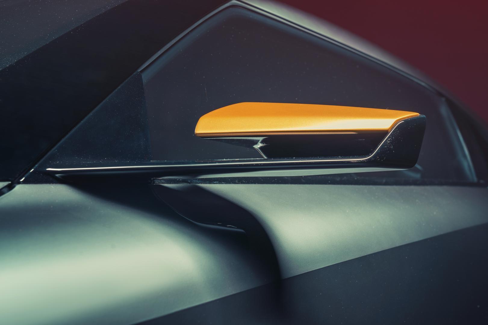 Italdesign Nissan GT-R50 spiegel
