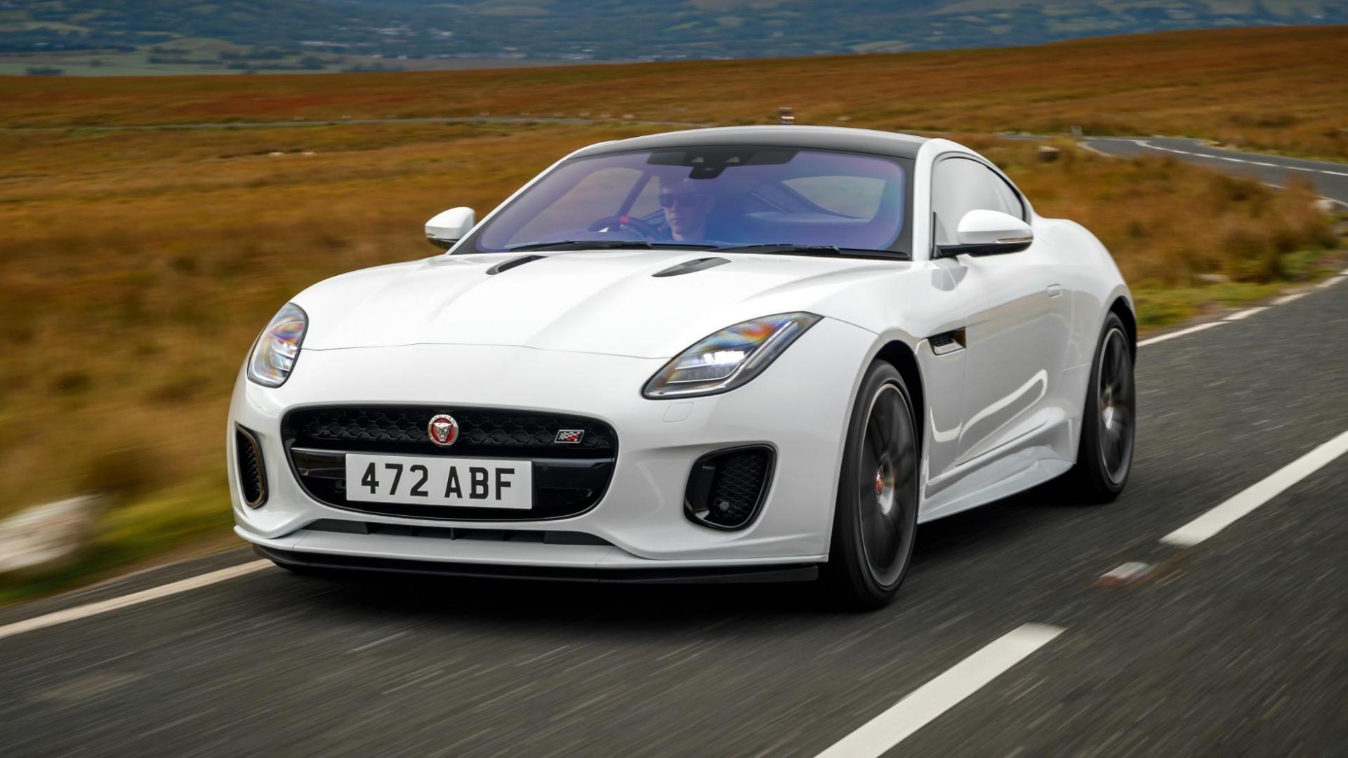 Jaguar F-Type-facelift