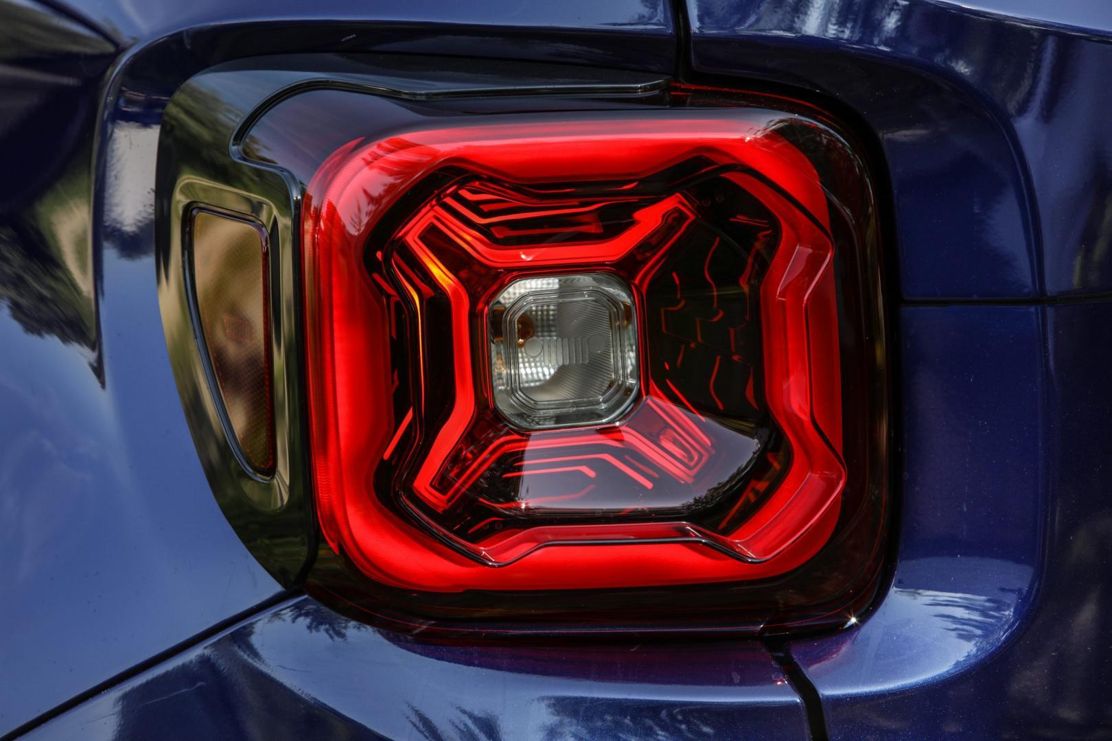 Jeep Renegade achterlichten