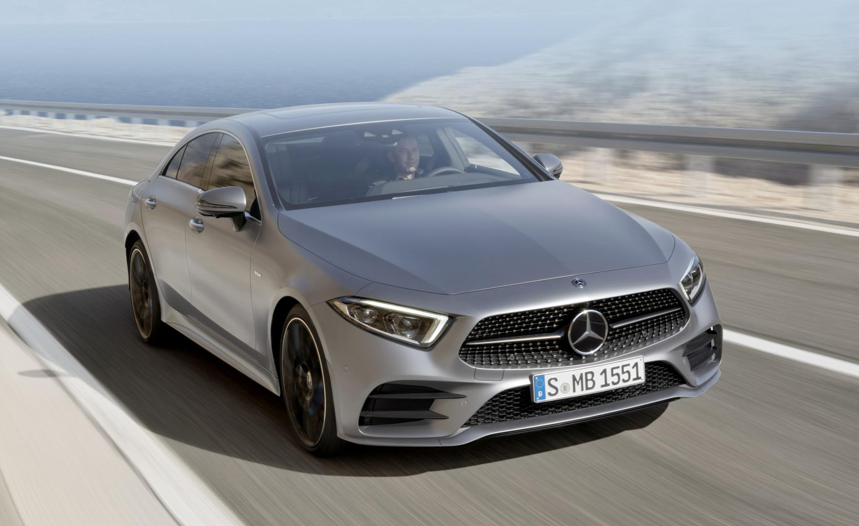 Mercedes CLS 450 4Matic Edition 1