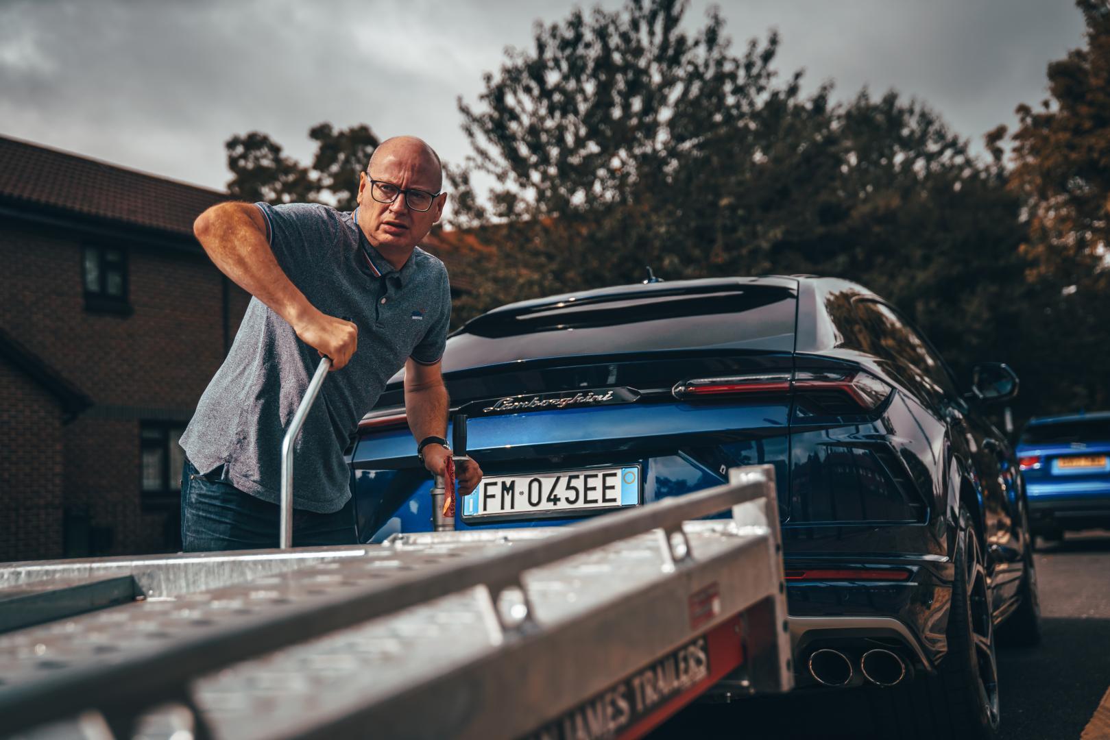 Lamborghini Urus Vs Huracán