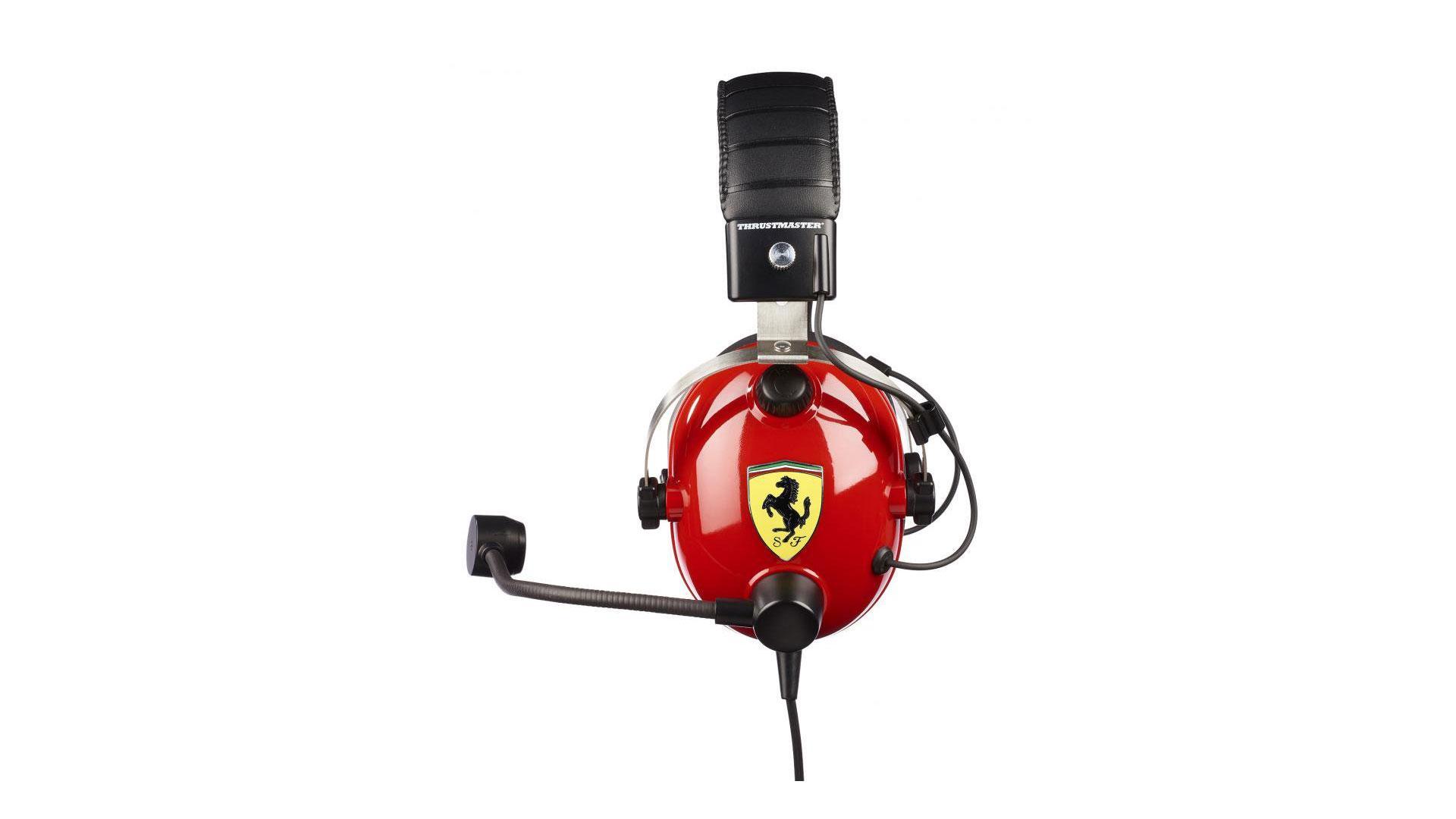 thrustmaster scuderia ferrari edition headset