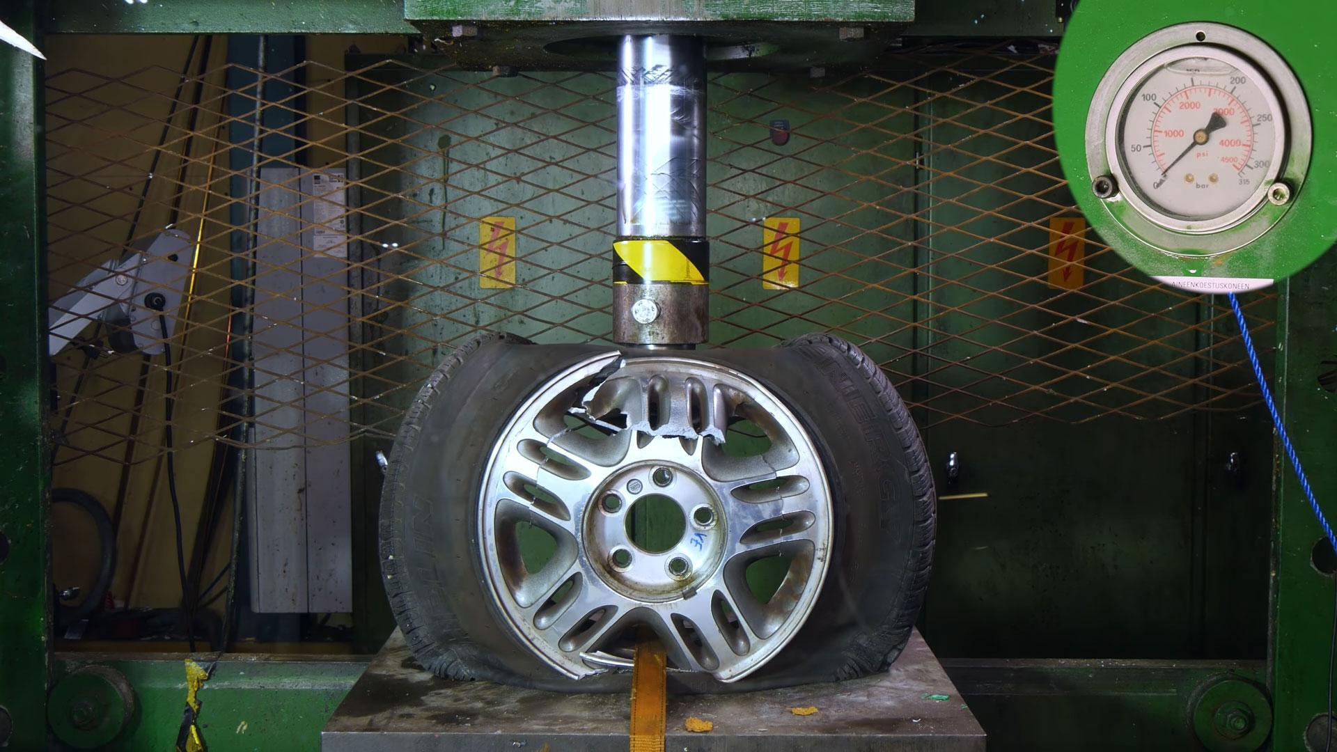 Het Verschil Tussen Stalen En Aluminium Velgen Topgear