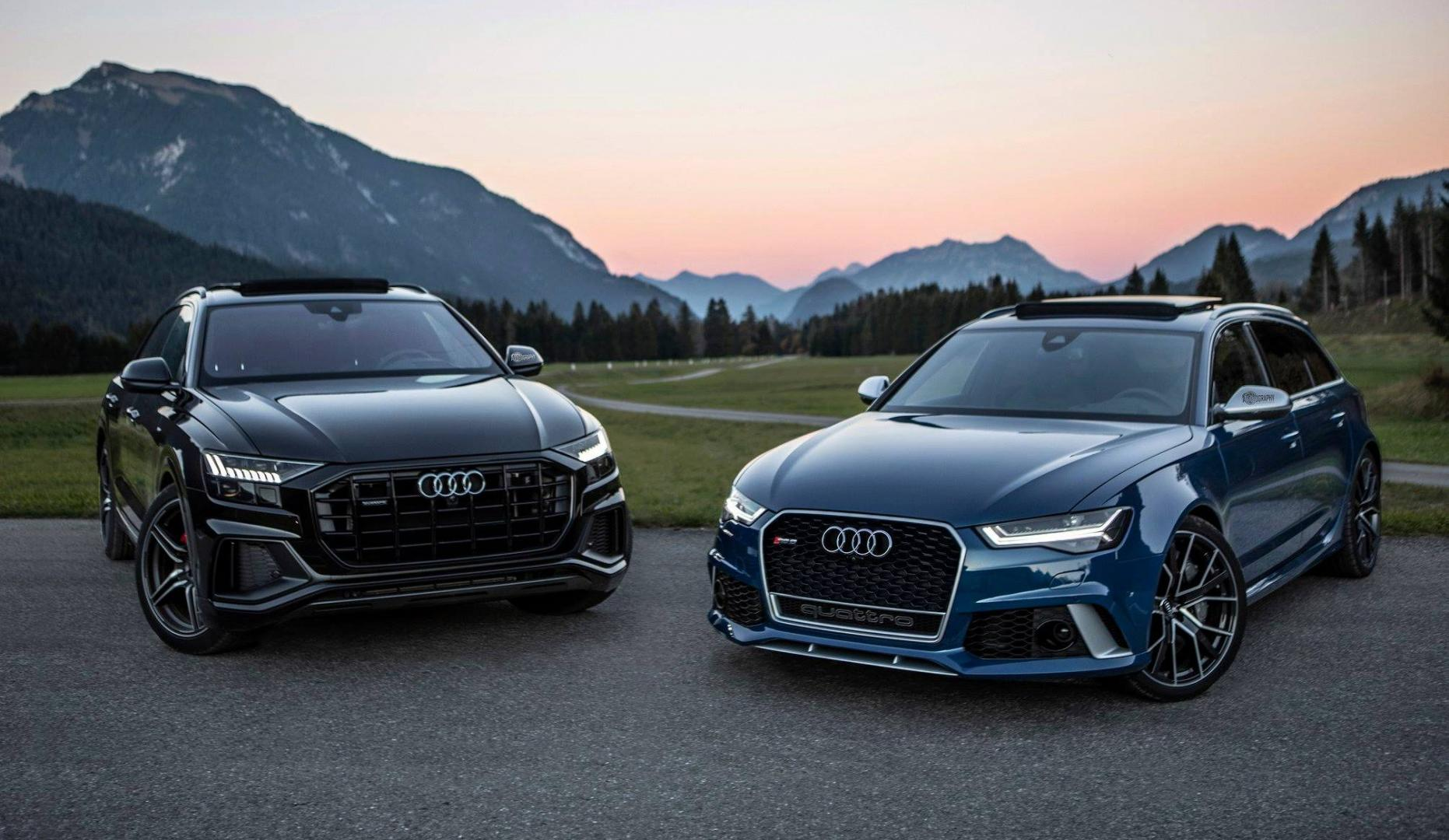 Tuningbedrijf Abt geeft Audi Q8 extra vermogen