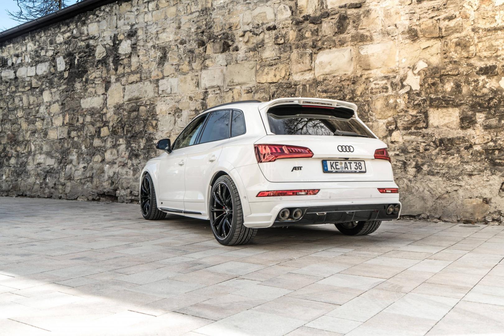Audi SQ5 abt widebody