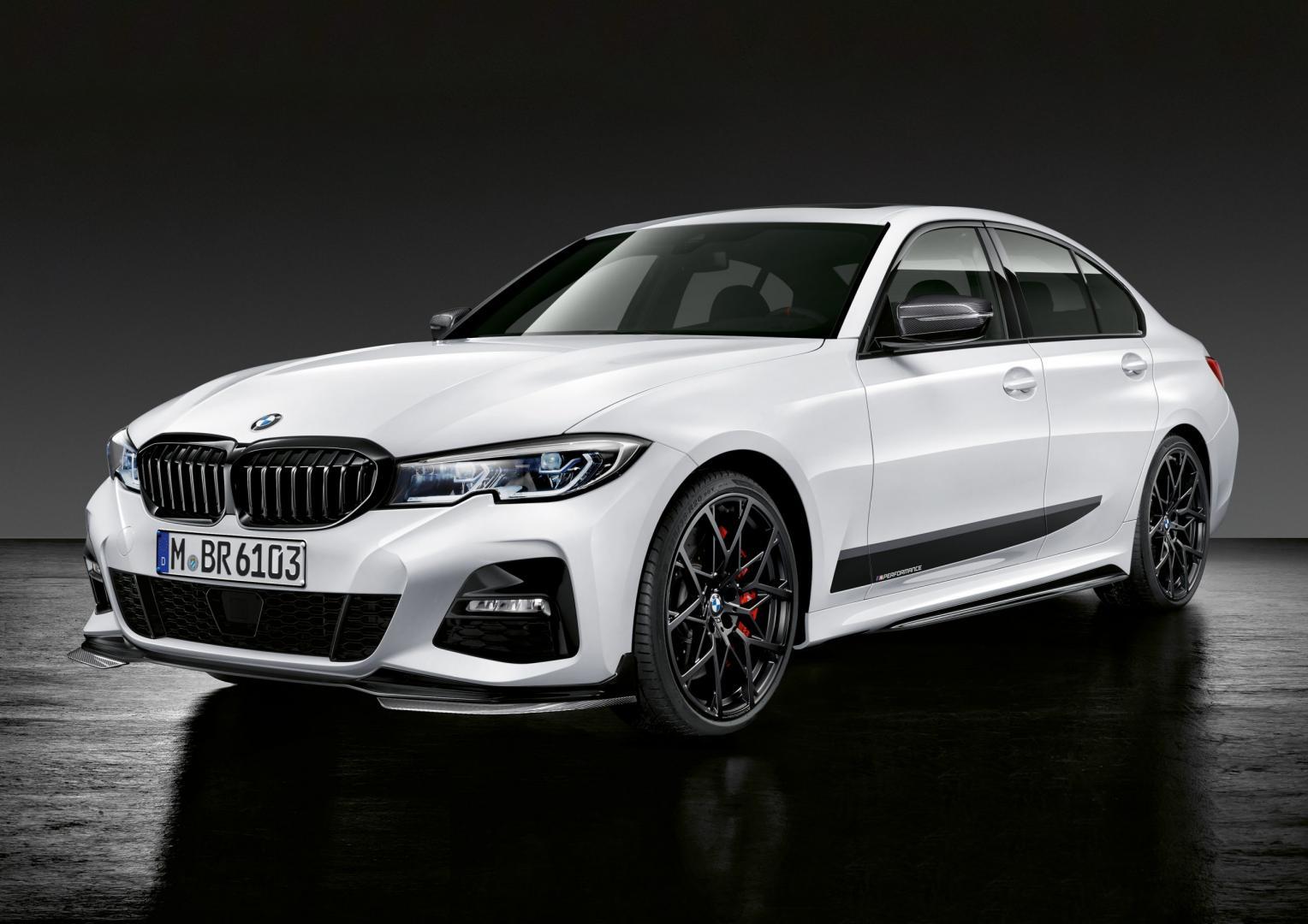 BMW 3-serie g20 M Performance