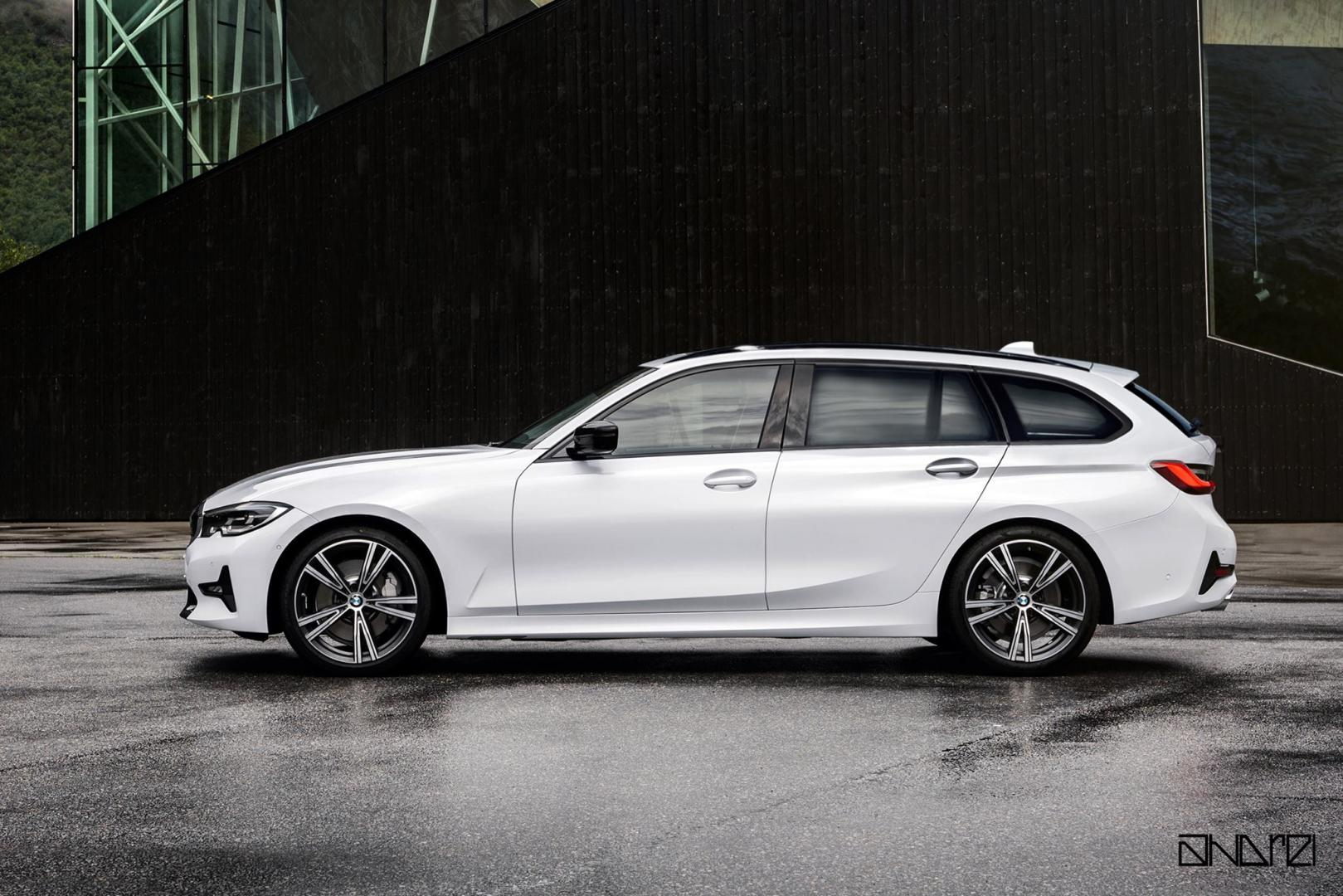 BMW M3 Touring G21 G81