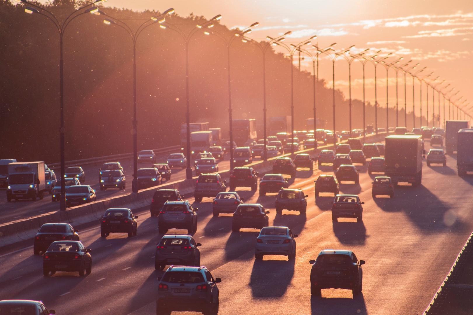 file snelweg