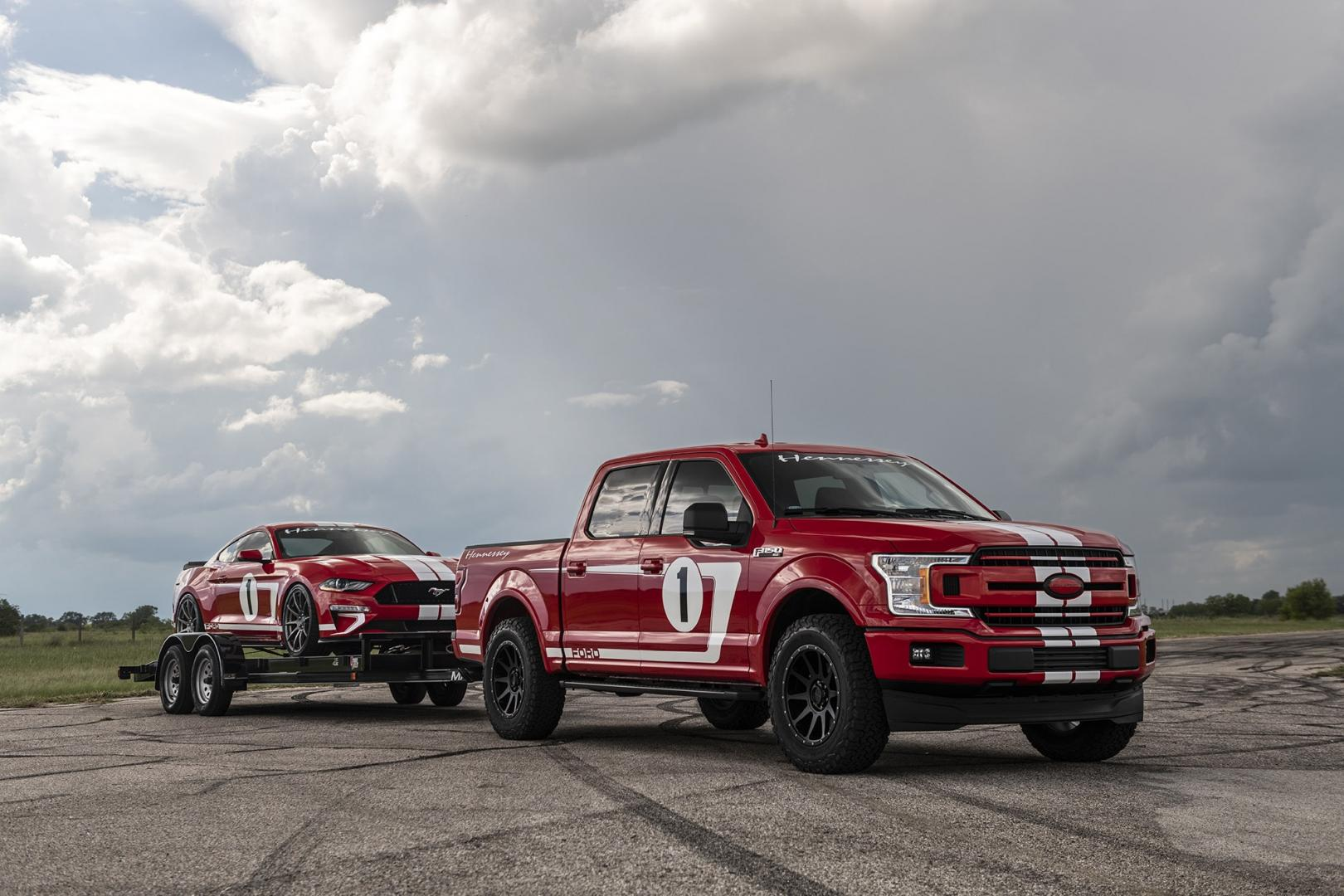 Hennessey Ford GT Ford F-150 Heritage Editions