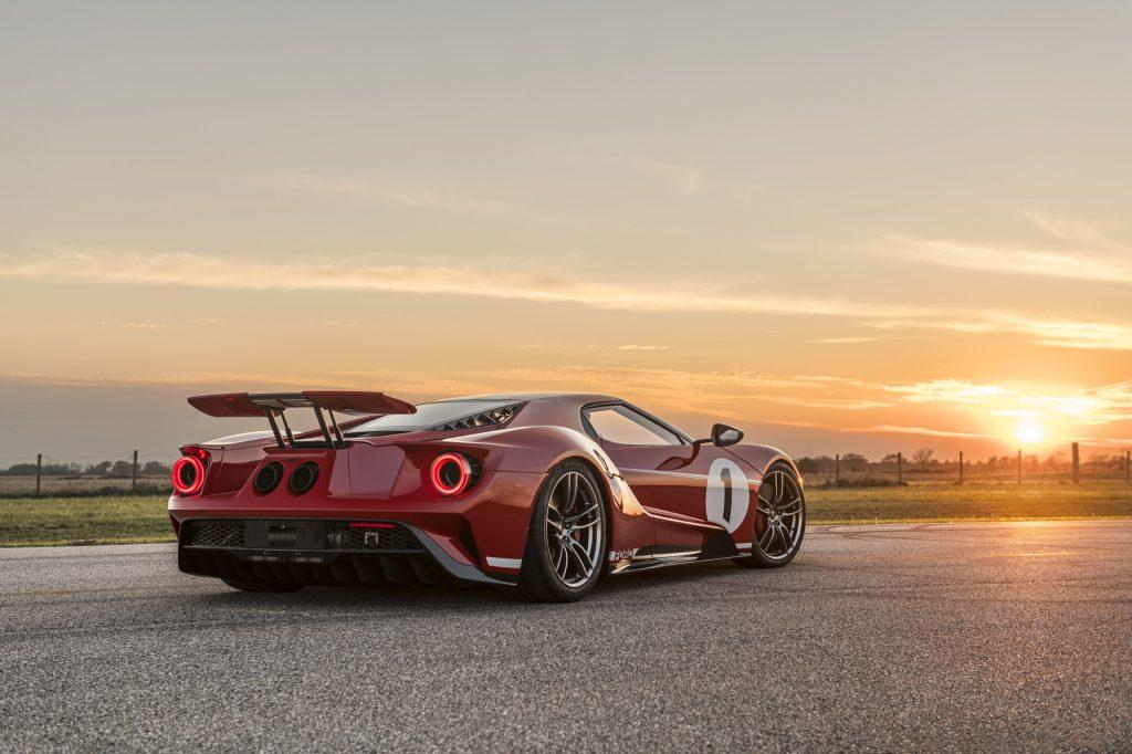 Hennessey Ford GT