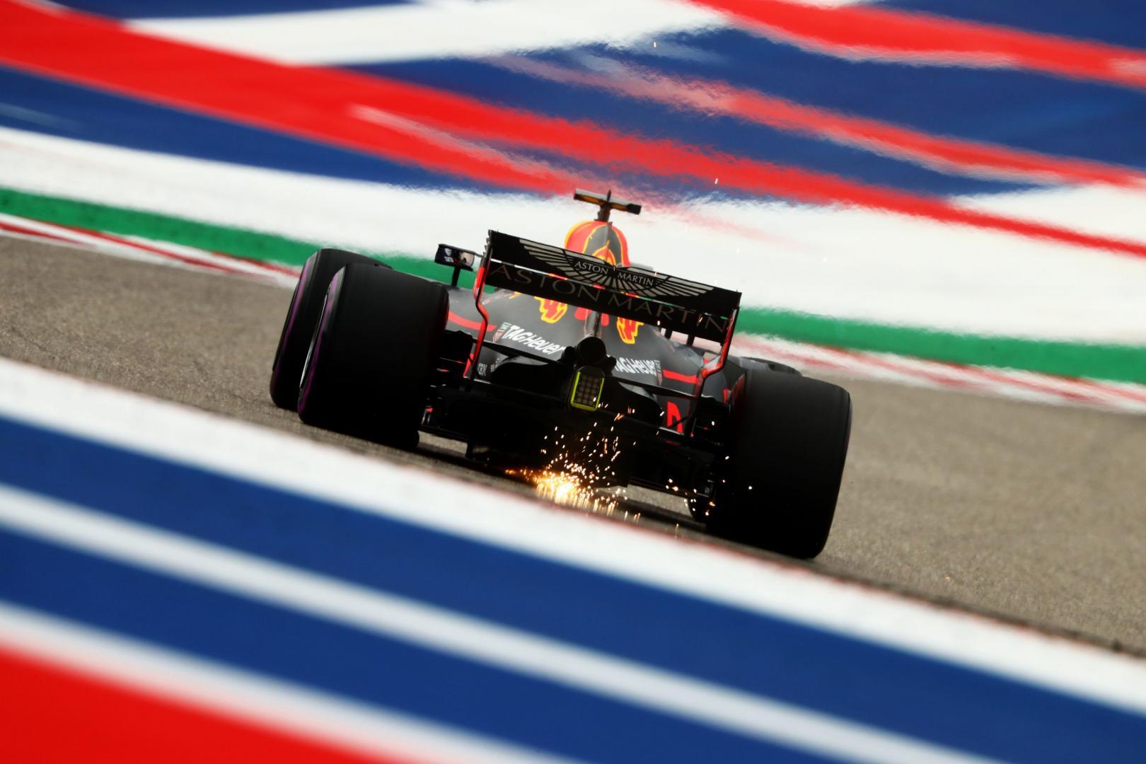 Red Bull Racing GP Van Amerika