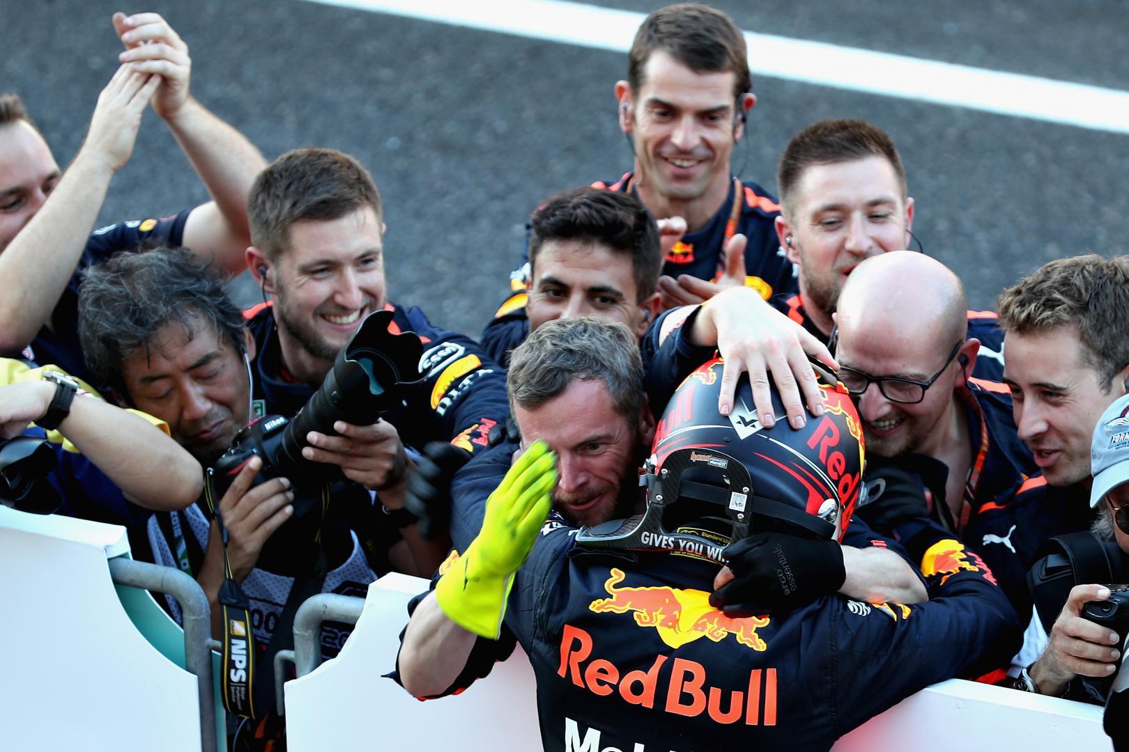 Max Verstappen GP van Japan