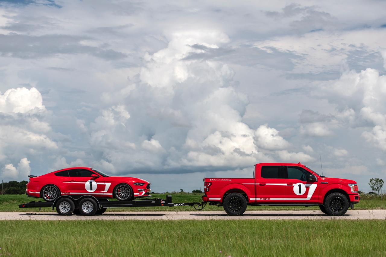 Hennessey Ford GT Ford F-150 Heritage Editions GT