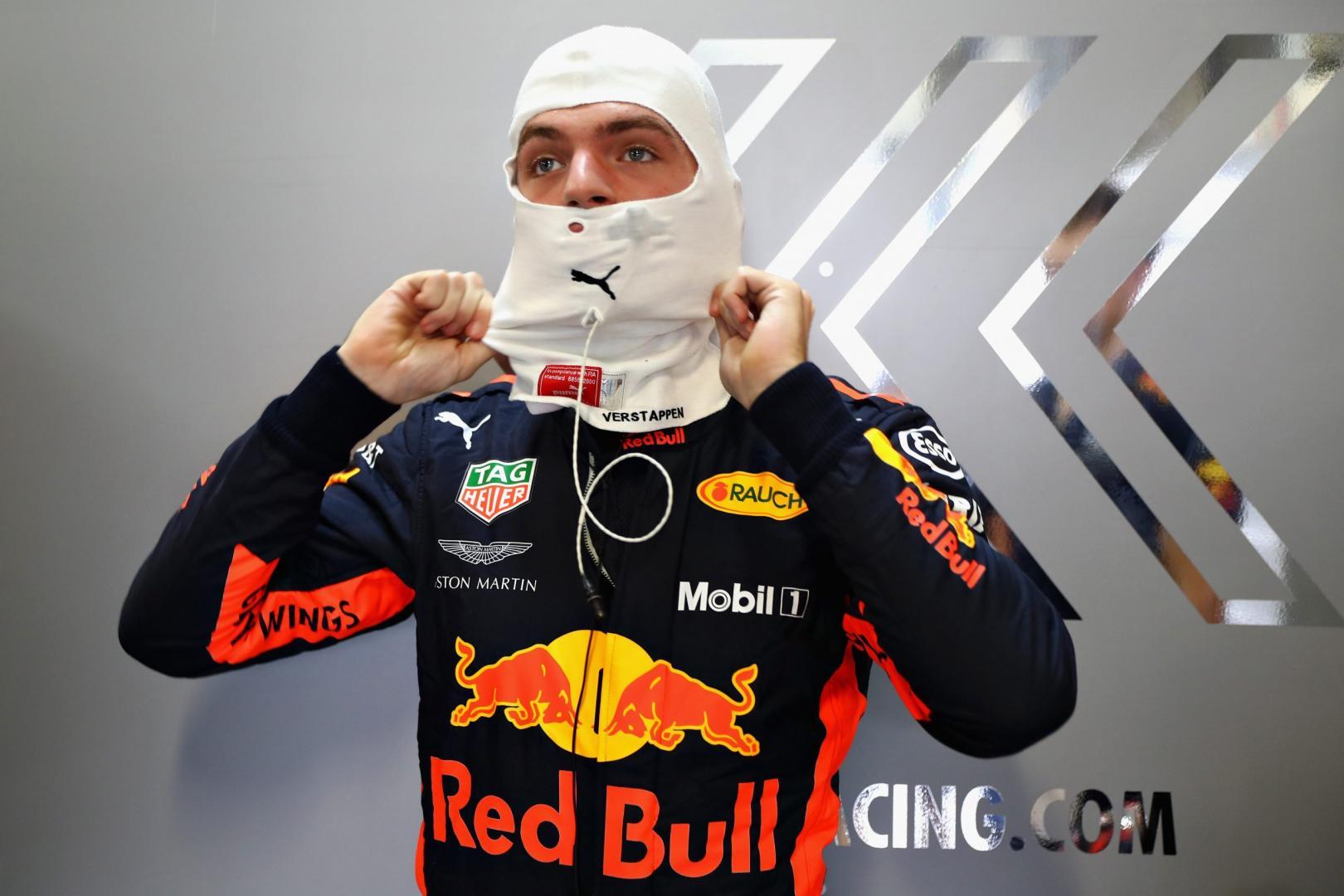 Max Verstappen de gevolgen van de gp van rusland 2018