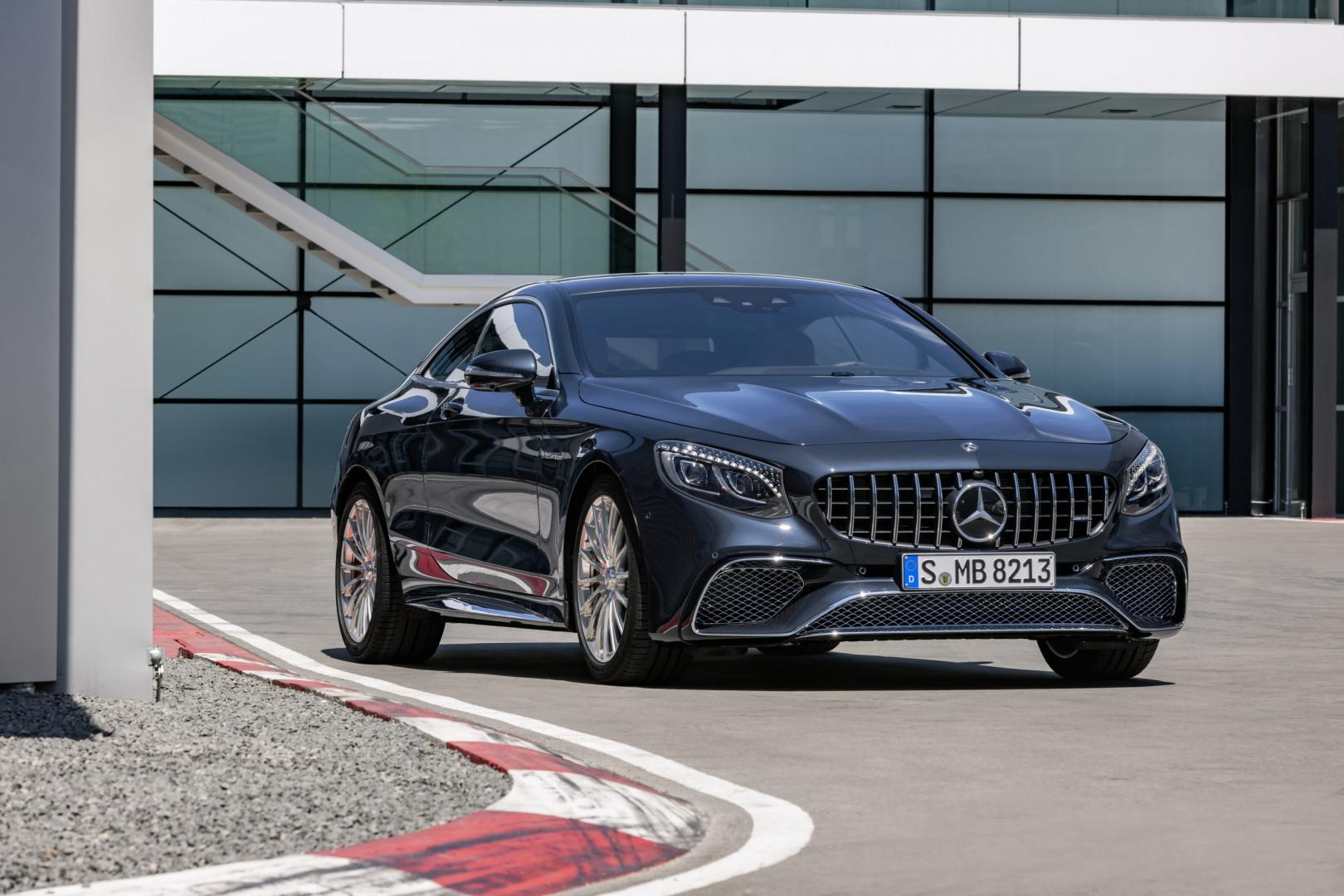 Mercedes-AMG S 65 V12