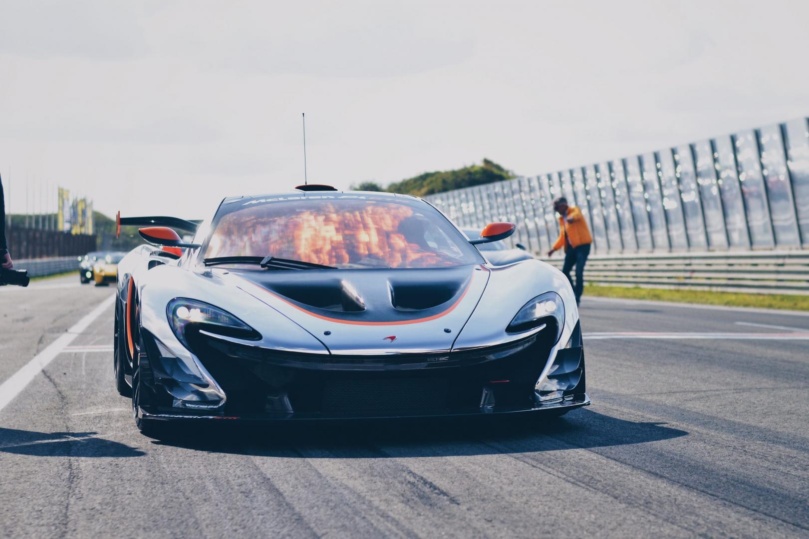 McLaren P1 GTR Zandvoort