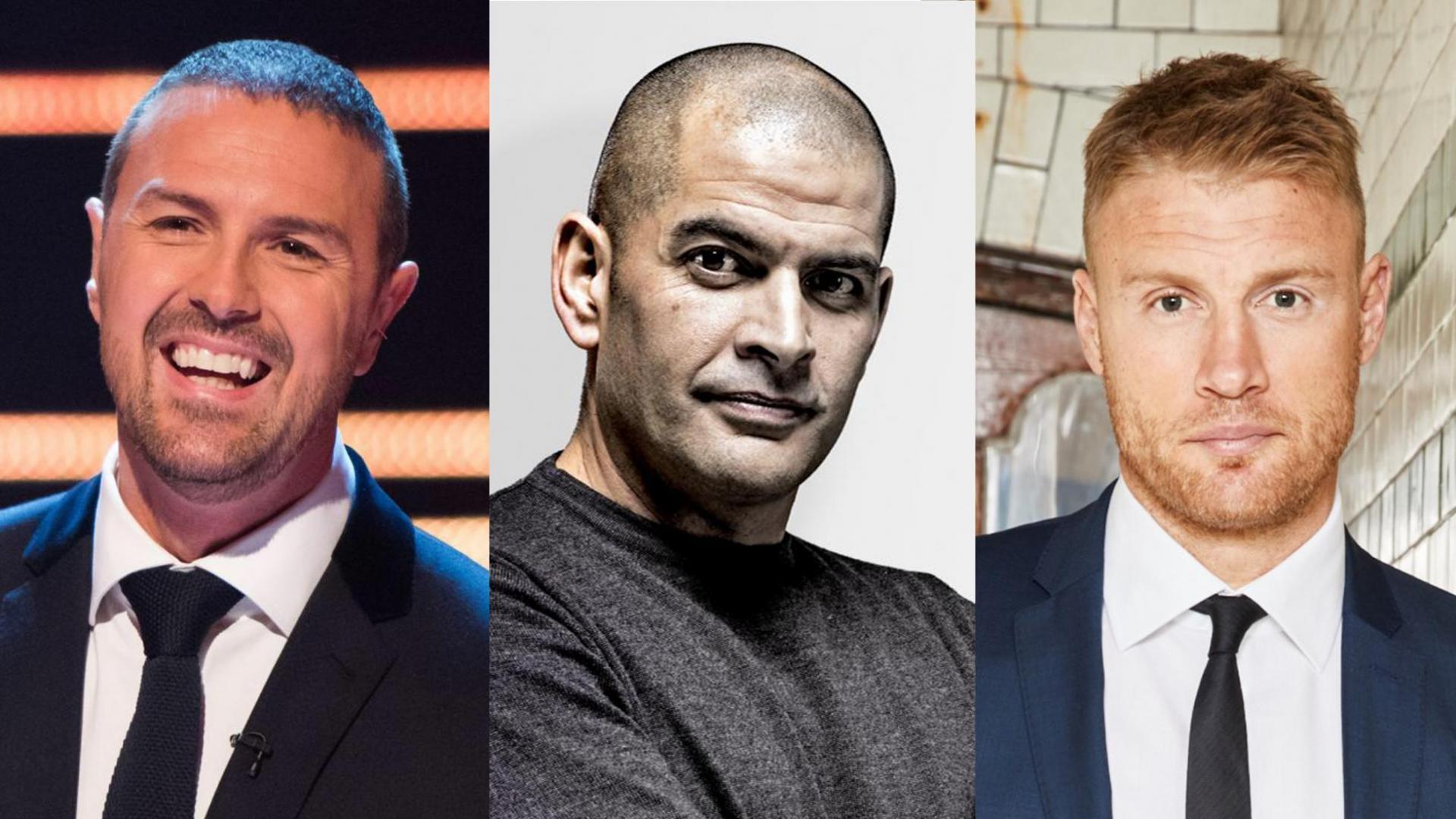 nieuwe presentatoren van TopGear TV