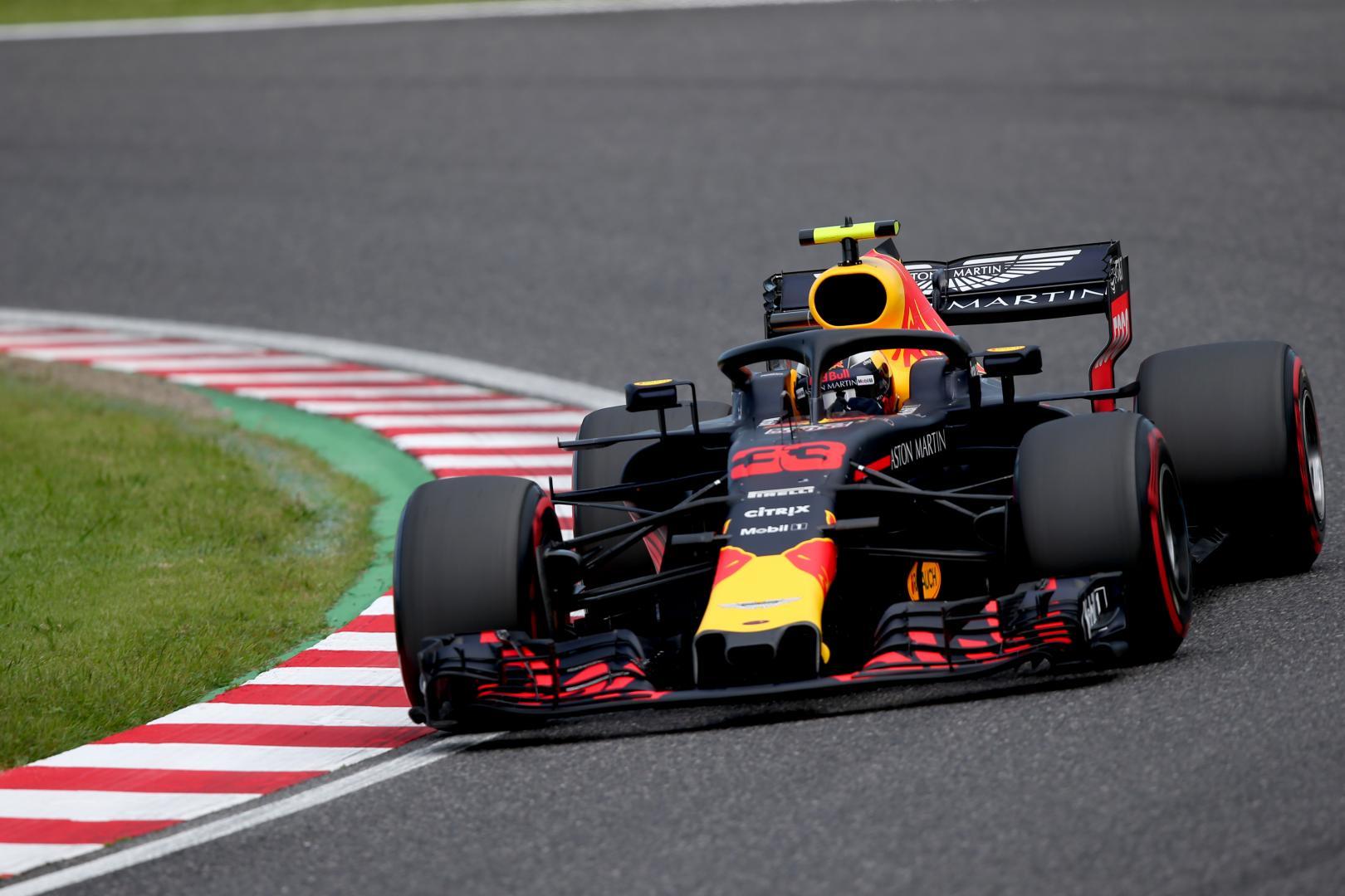 Uitslag van de GP van Japan 2018