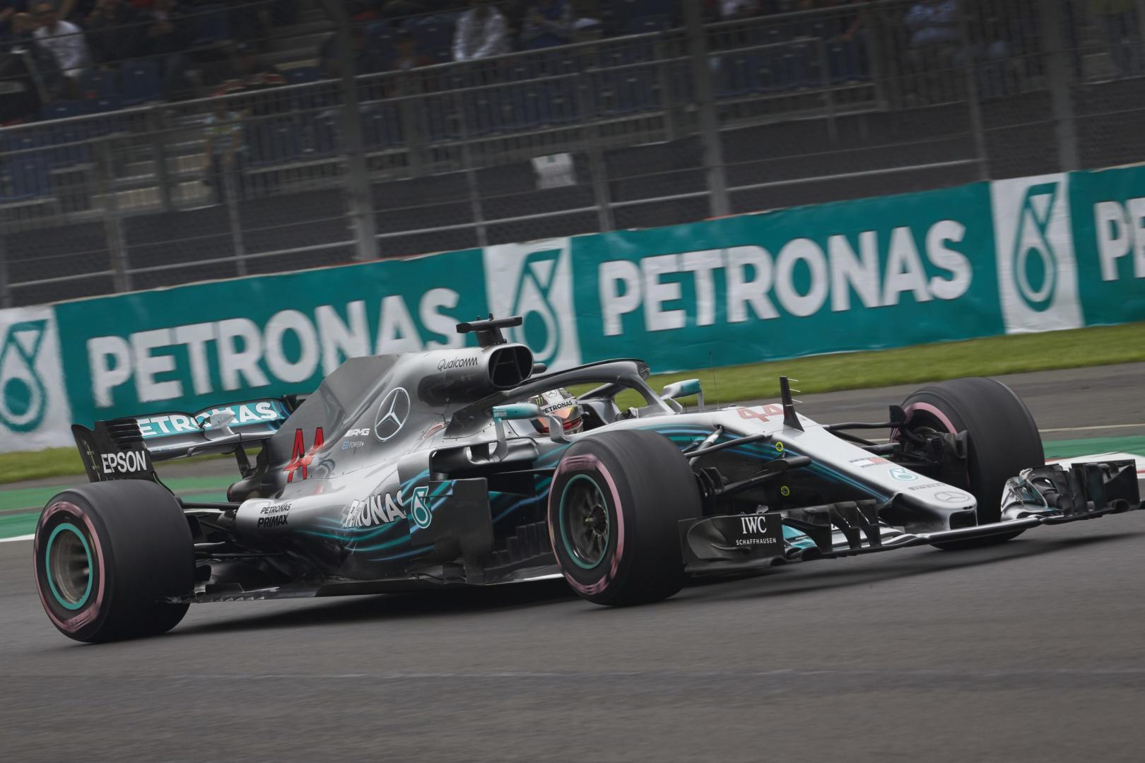 Uitslag van de GP van Mexico 2018