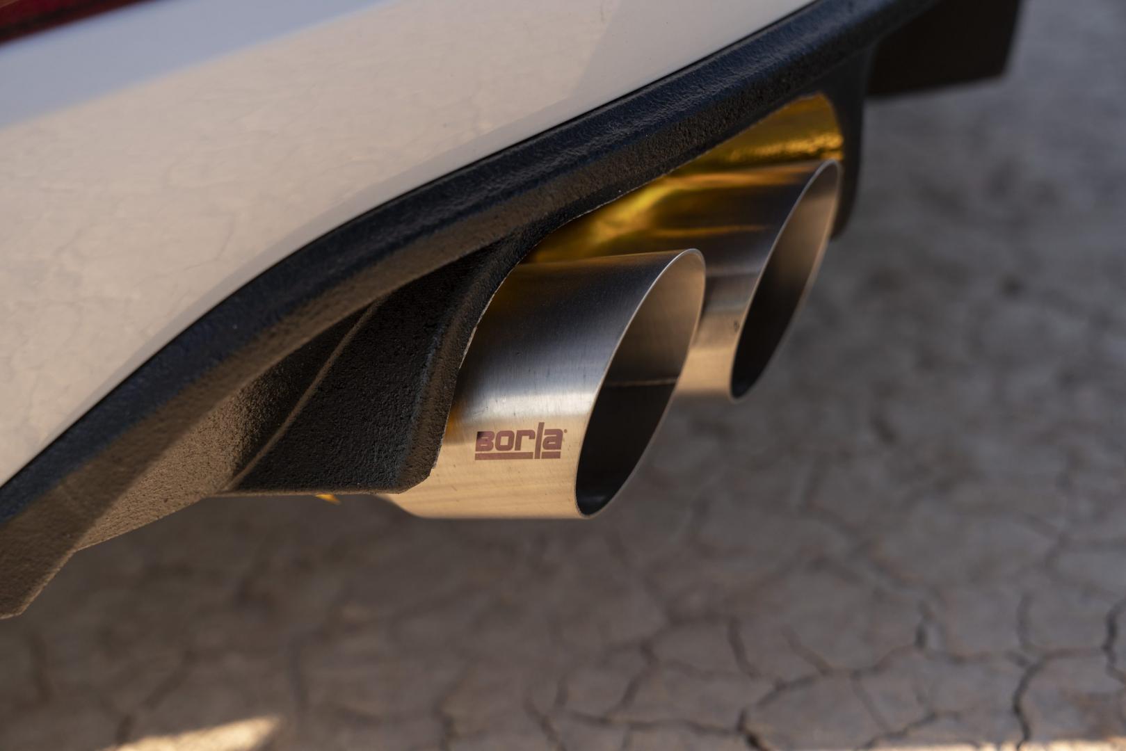 Volkswagen Jetta S uitlaat borla