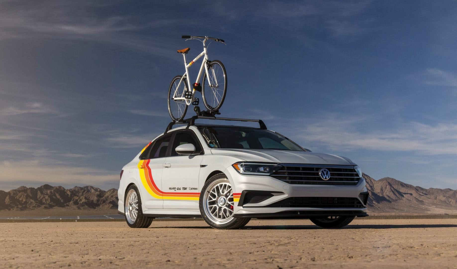 Volkswagen Jetta air design fiets