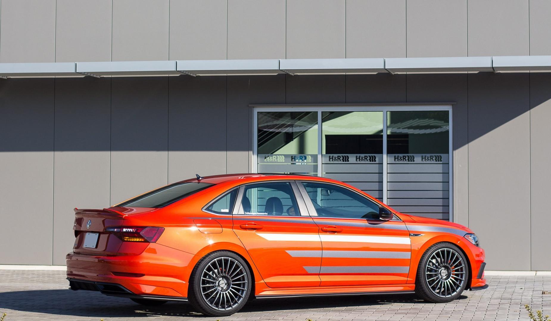 Volkswagen Jetta HR springs