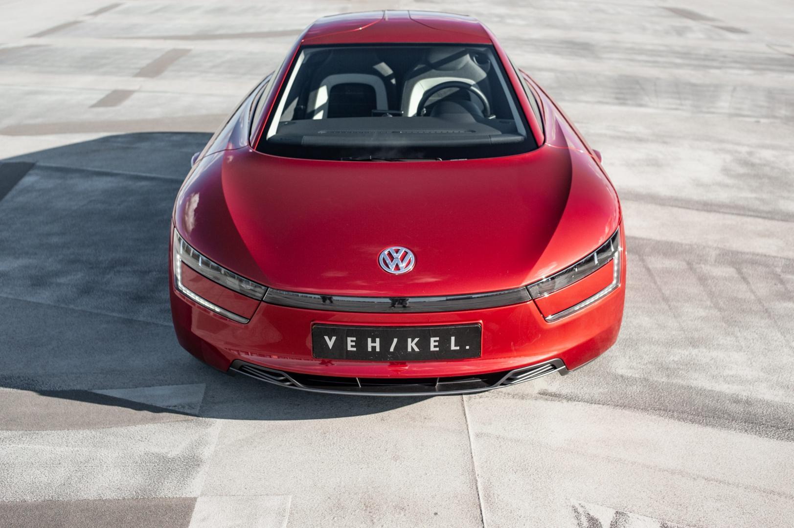 Voorkant Volkswagen XL1 te koop