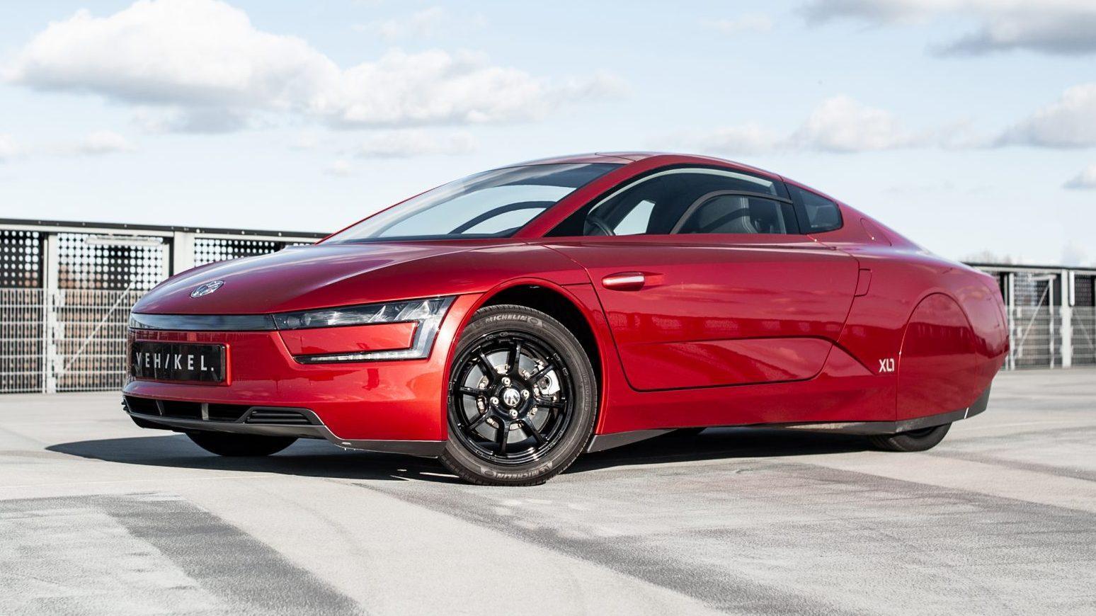 Zeldzame Volkswagen XL1 te koop