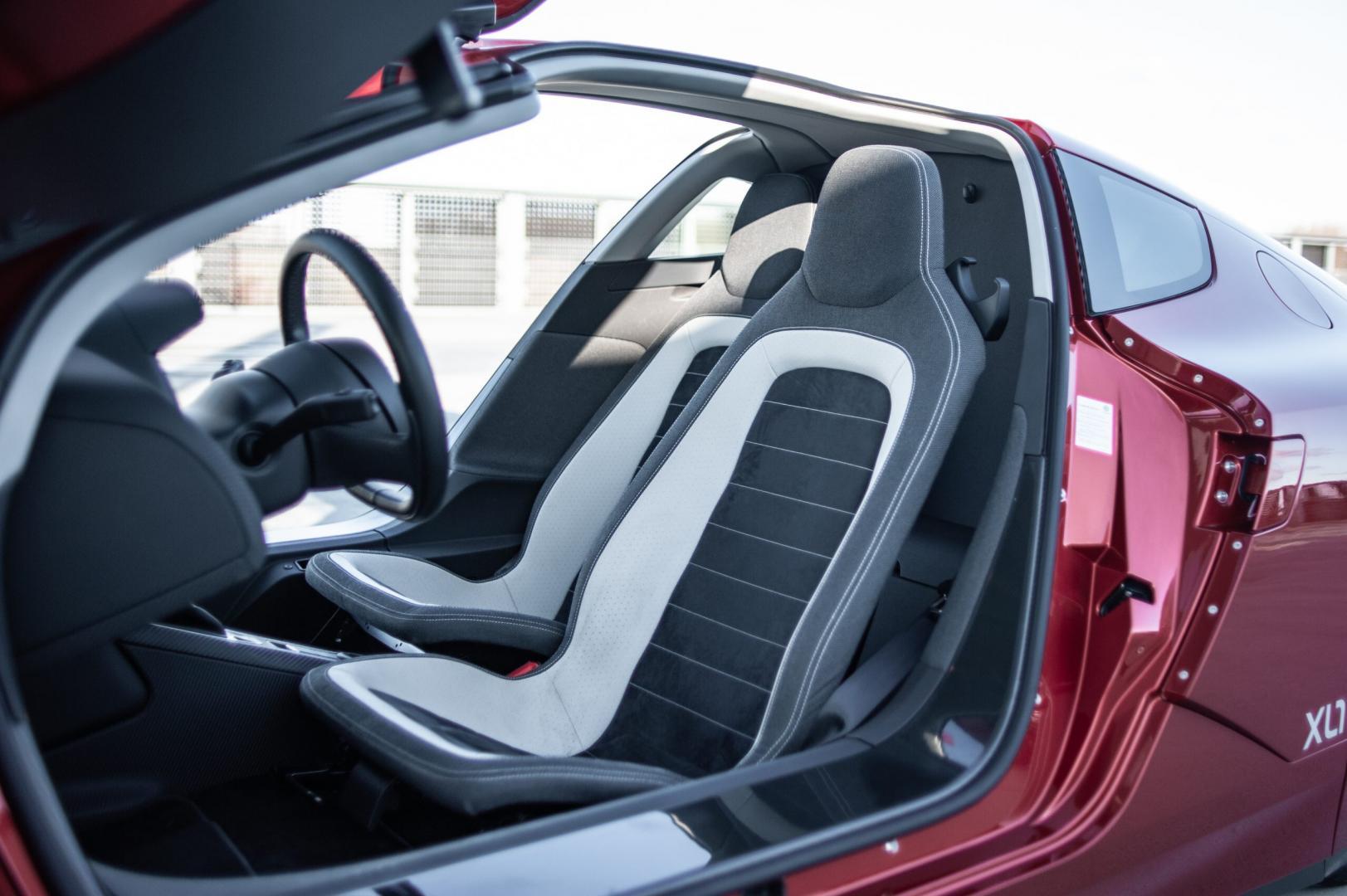Volkswagen XL1 stoelen