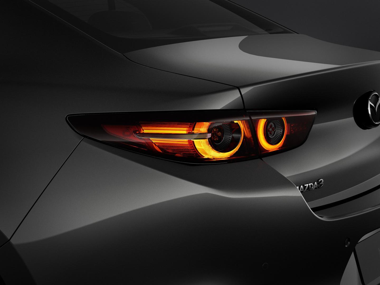 Nieuwe Mazda 3