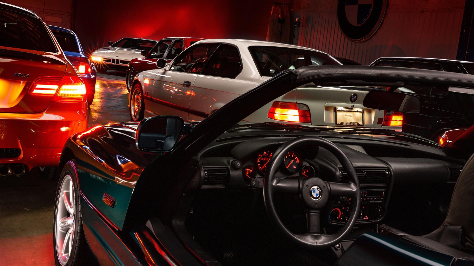 BMW M3 E46 E92 Z1
