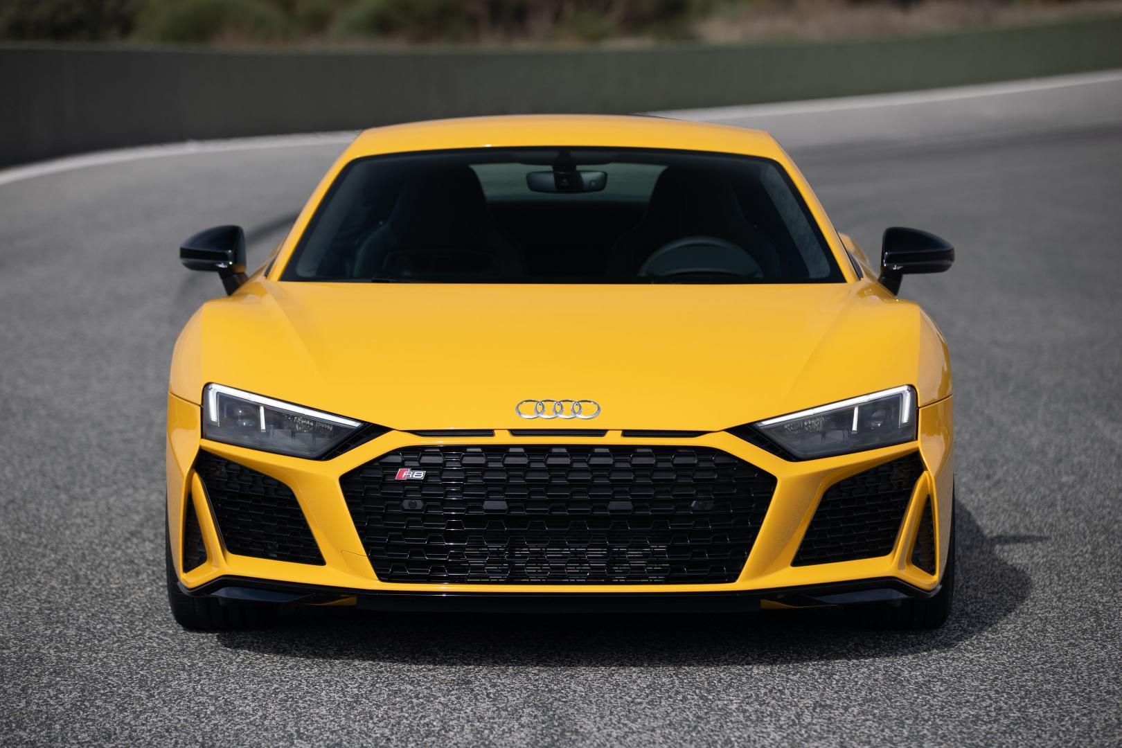 Alle Audi's van 2019
