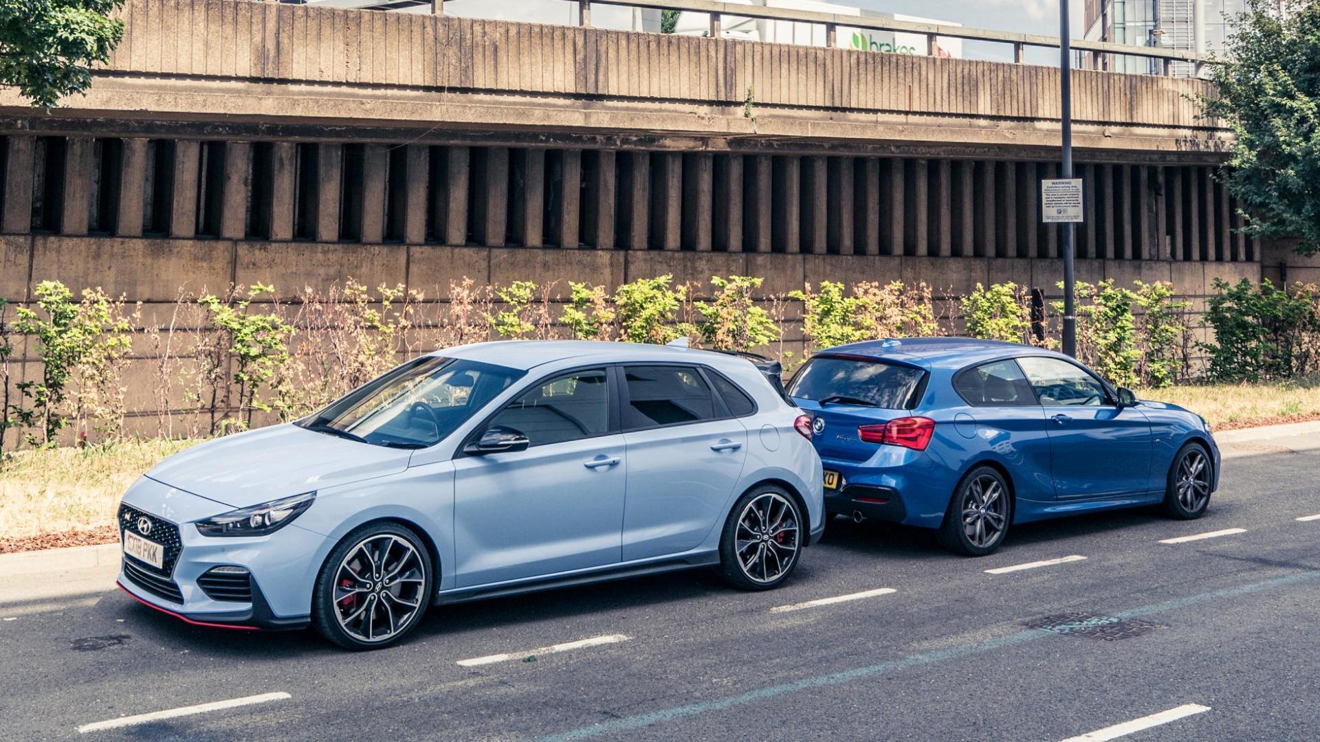 BMW M140i vs Hyundai i30N