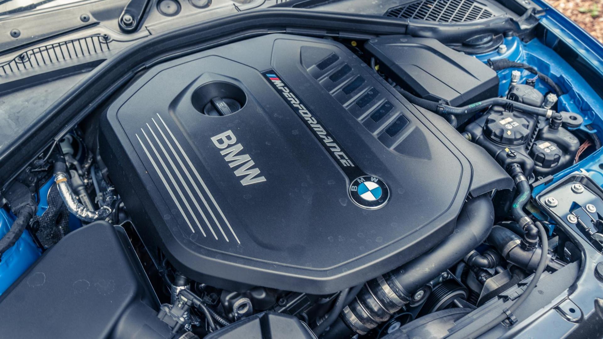 BMW M140i motor