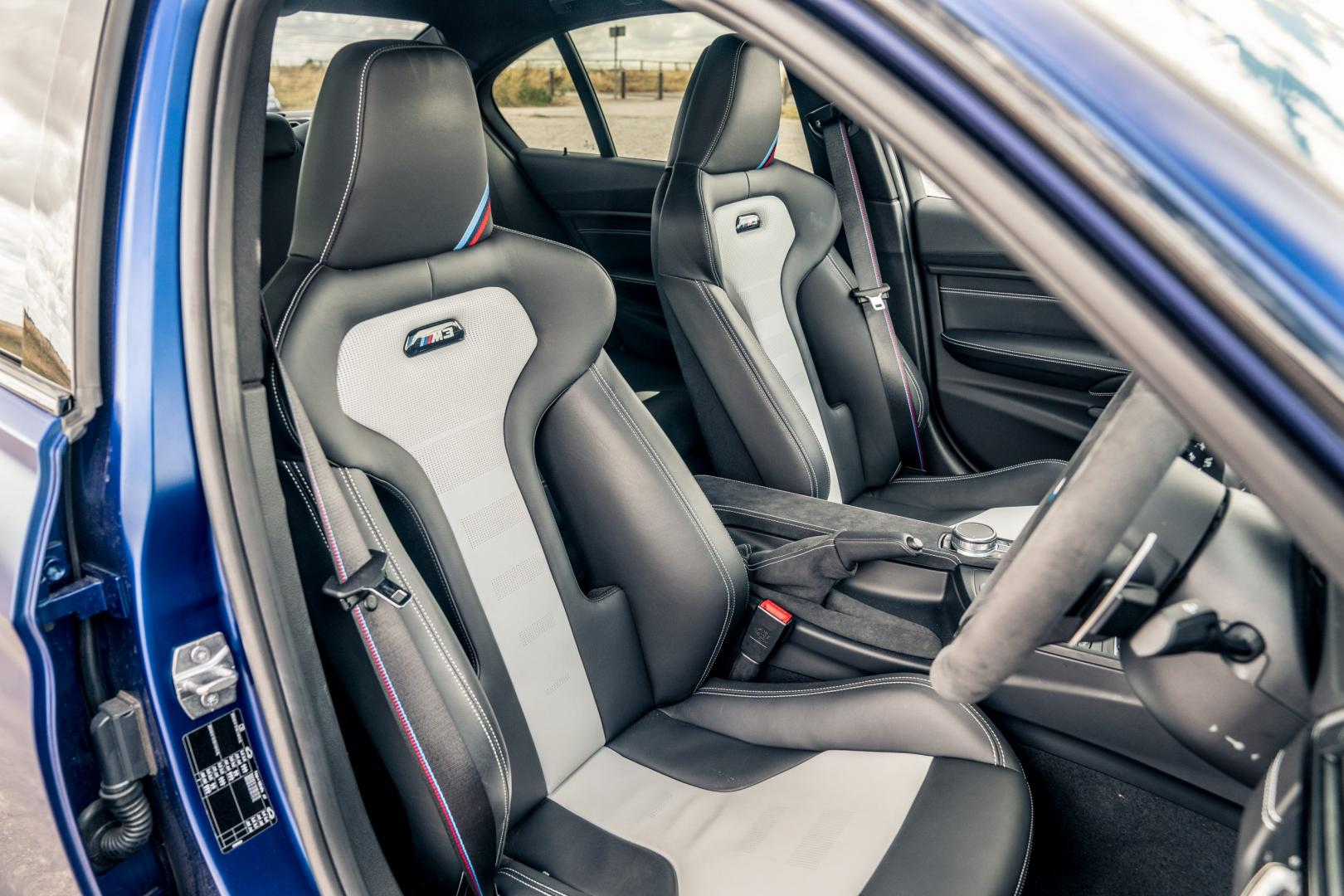 BMW M3 CS Interieur