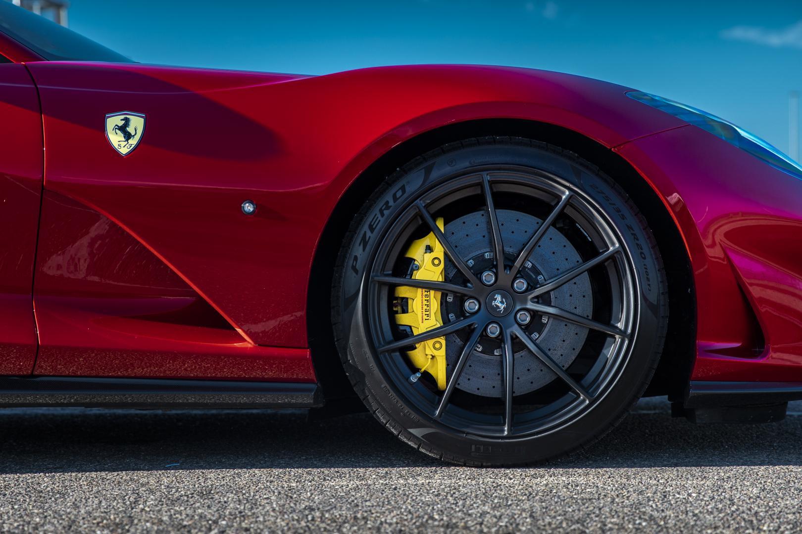 Ferrari 812 Superfast wiel velg