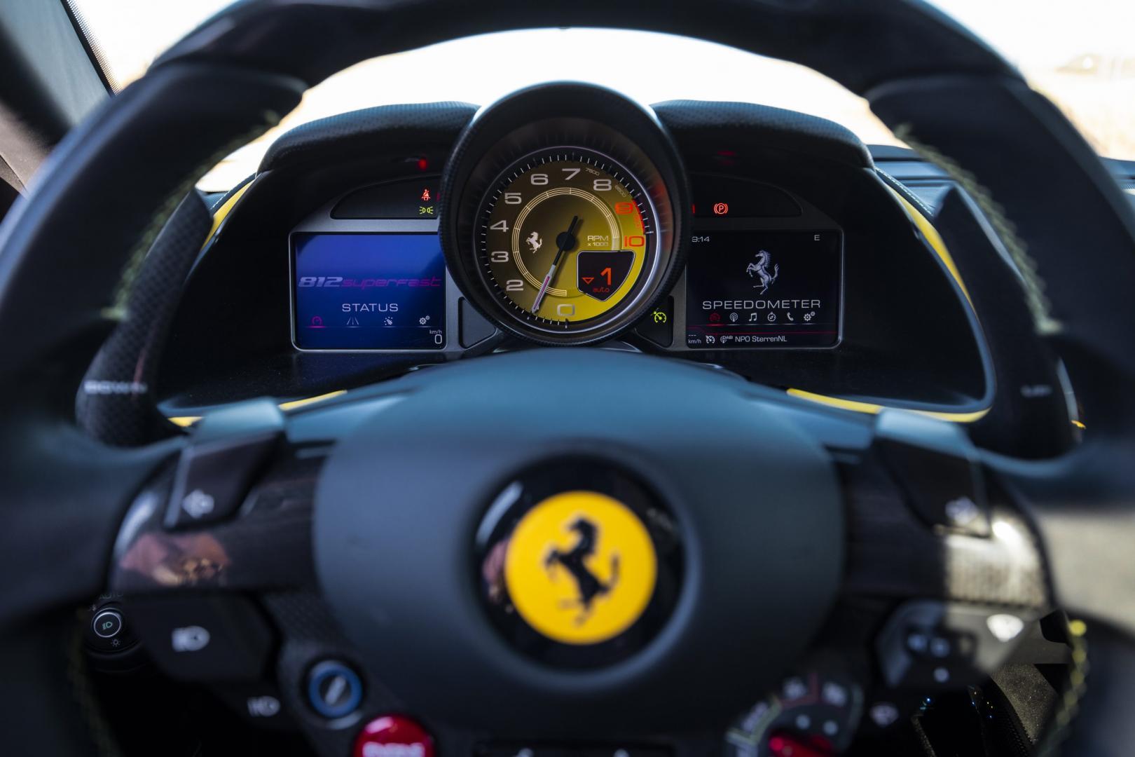 Brabus 800 vs Ferrari 812 Superfast
