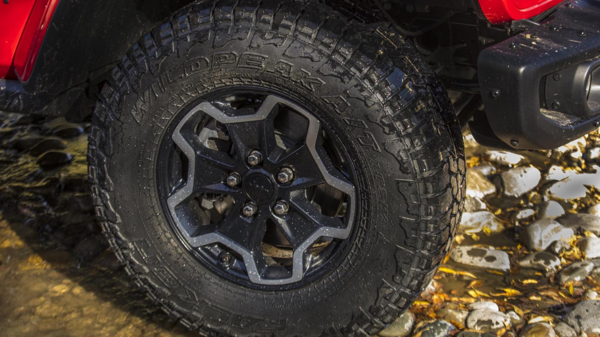 Jeep Gladiator wiel