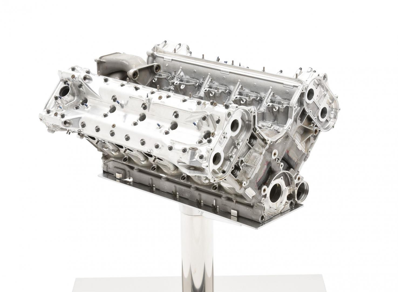 Legendarische F1-motor