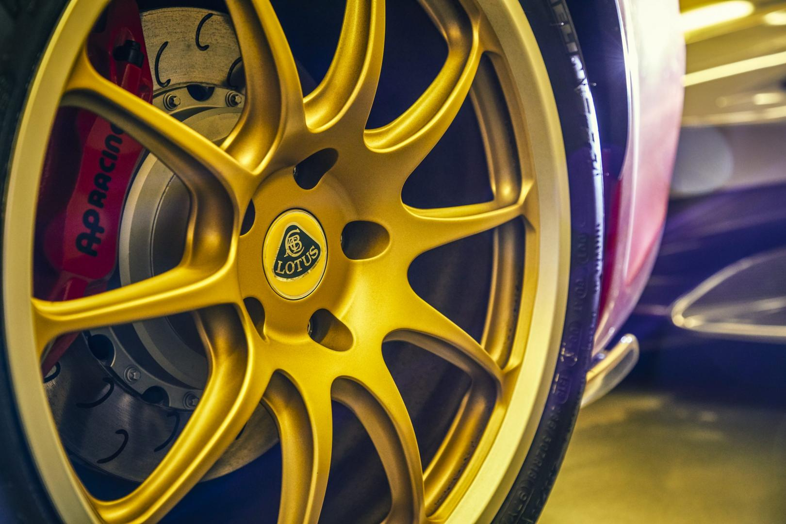 Lotus Exige Cup 430 velg wiel
