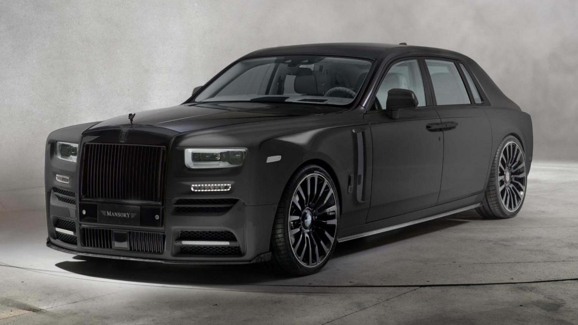 Mansory Rolls-Royce