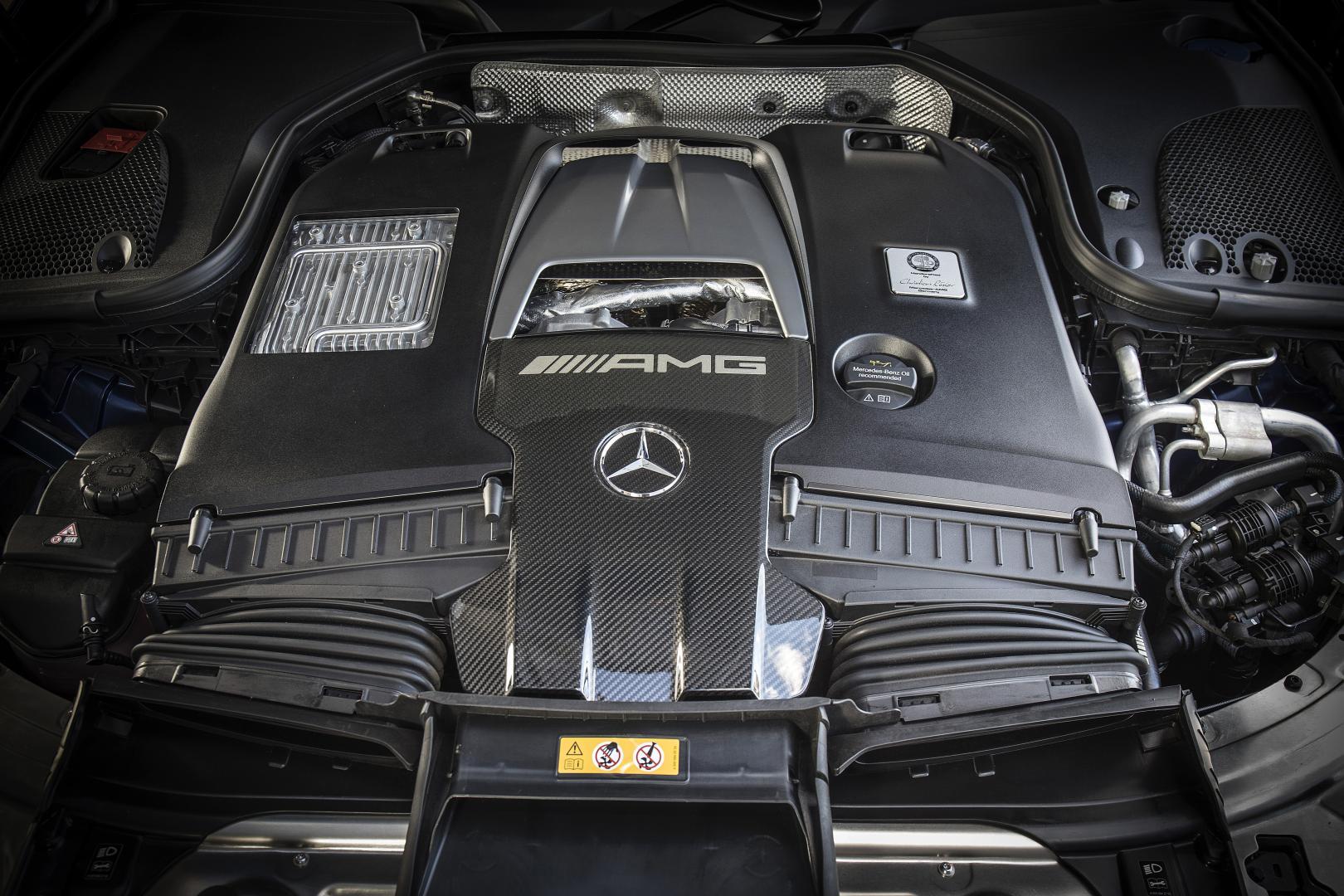 Mercedes-AMG GT 63 S 4-door