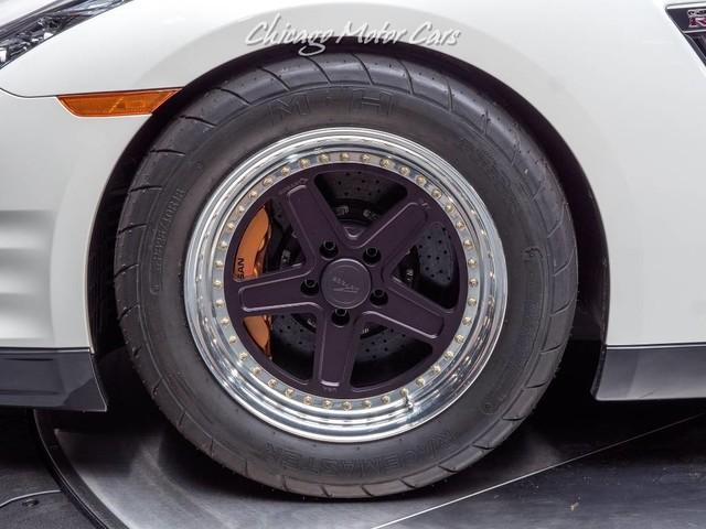 Nissan GT-R wiel