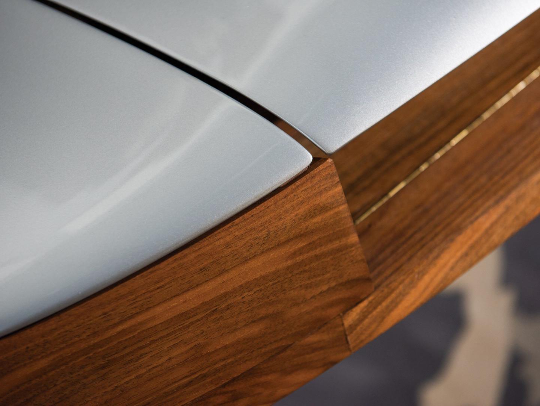 Porsche-schrijftafel