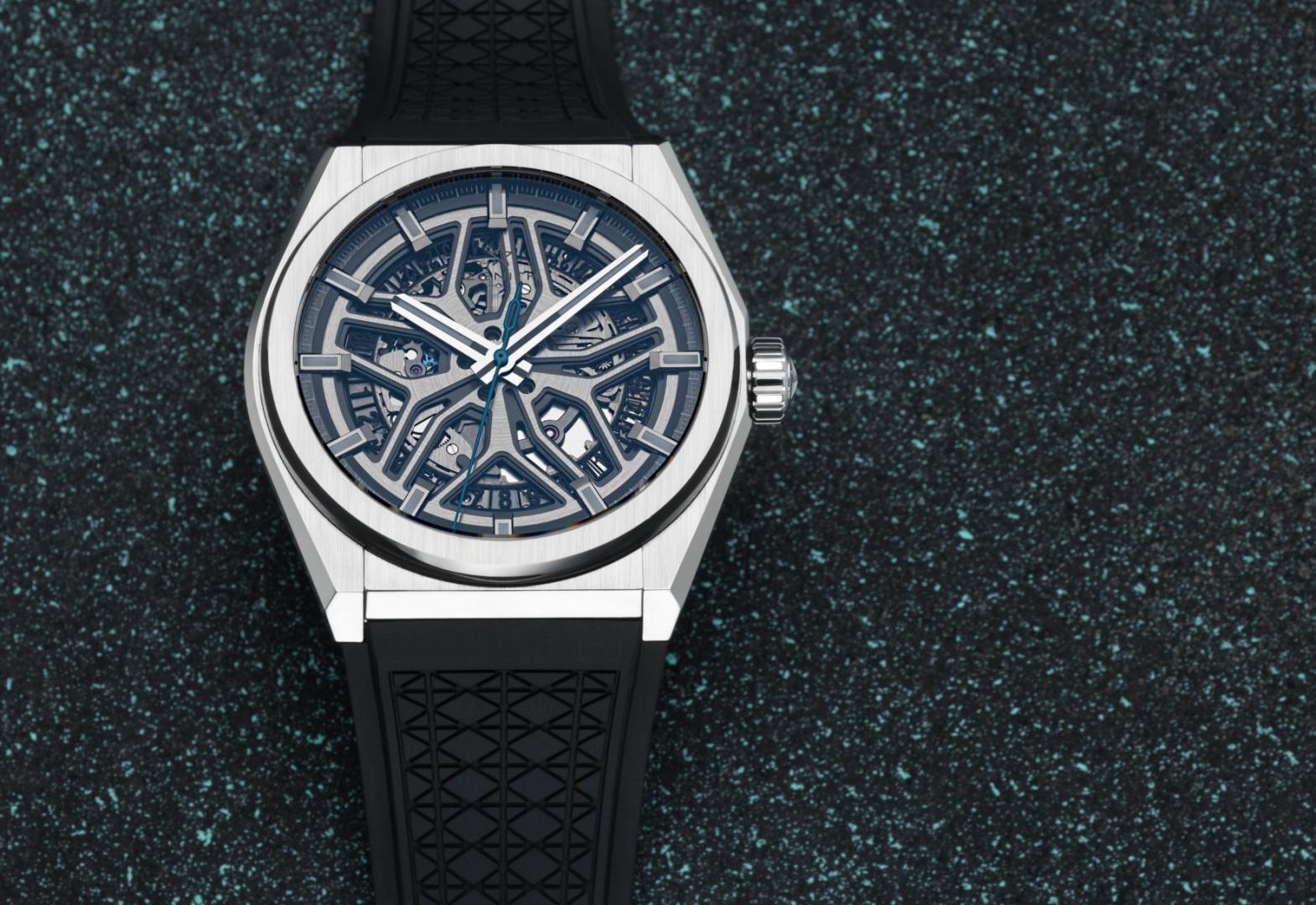 Range Rover en Zenith komen met horloge TopGear Nederland