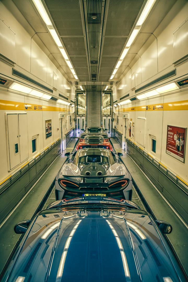 Vantage vs 600LT vs Lotus Exige vs Fiesta ST