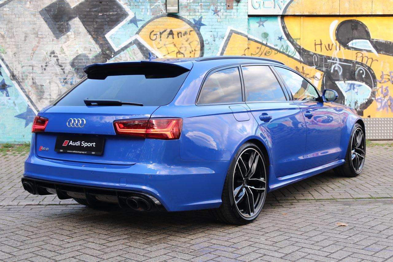 Audi RS 6 Nagaro Edition